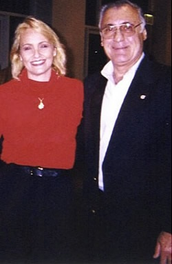 Larry Zarian and Linda LaZar